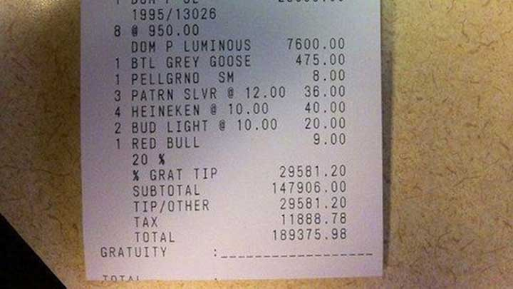 Is this the end of Auto Gratuity?