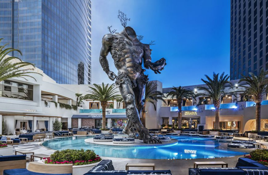 Kaos Dayclub Opens at the Palms this Month